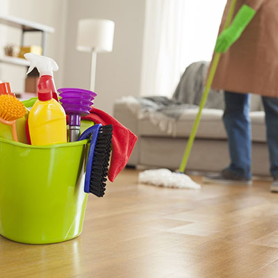 House Cleaning De Beauvoir Town